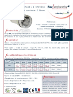 FTTMD 30mm Tri 65 Fr