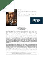 Fabricating Jesus PDF