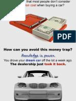 Inside the Mind of a Car Salesman