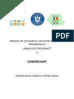 Manual Aplicatie Rabla Electrocasnice Comercianti