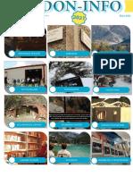 Le journal PDF de février de l'association Verdon-Info