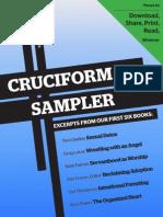 Cruciform Press Sampler. First 6 Books