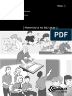 Apostila Matematica Na Educacao Vol 1