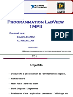 TD1 LabView