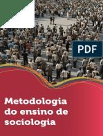 Metodologia Do Ensino Sociologia