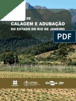 Manual de calagem e adubação do estado do Rio de Janeiro