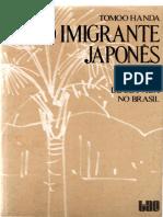 HANDA, T. O Imigrante Japones