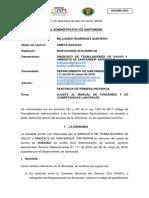 2018-695-00 Fallo de Primera Instancia- Sn Decreto Departamental 111 de 2018