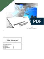 Web Design Manual