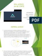 Empresa Acesco