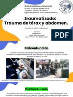 Politrumatizado_ Trauma de Tórax y Abdomen
