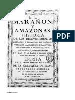 El maranon y amazonas