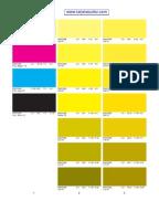 pantone r color bridge tm cmyk ec color all rights reserved. Black Bedroom Furniture Sets. Home Design Ideas