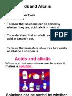 Acids and Alkali Spp t