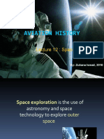 Lecture 12-Space Exploration
