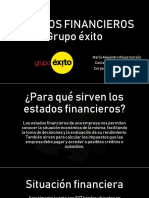 Estados Financieros Grupo Éxito