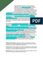 caso clinico fisiopatologia
