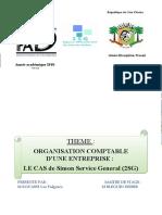 Rapport Ifad