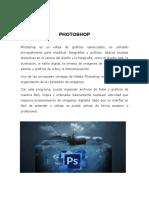 PRINCIPALES ÁREAS Y BENEFICIOS DE PHOTOSHOP 2021