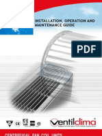 series_vce_installation_guide_centrifugal_fan_coil_units_ventilclima