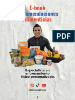Tips y Recomendaciones Alimenticias.pdf · Versión 1