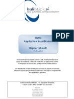 L'analyse de code pour une validation plus rapide d'application C#