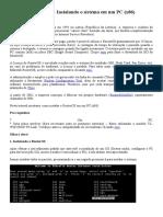 Mikrotik RouterOS – Instalando o sistema em um PC (x86)