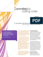 A New Optical Network Cutting Cost