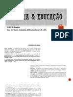 PPT Cinema & Educação