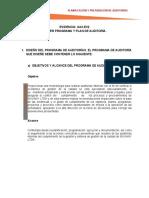 Formato Evidencia AA2 Ev2 Taller Programa y Plan de Auditoria