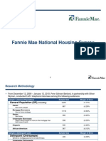 National Housing Survey 040610