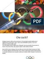 IL DOPING
