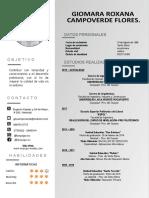 Curriculum Vitae Giomara -2021