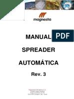 Manual Spreader Automática - Rev. 3