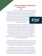 160 HISTÓRIA DO CONCEITO DE DOENÇAS PSICOSSOMÁTICAS