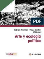 Merlinsky - Arte y ecologia politica