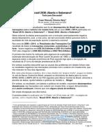 Brasil 2030 Aberto e Soberano! 1 Sintese_2020_0310c