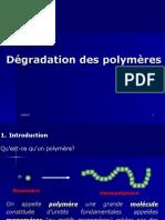 polymères  cours