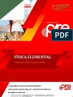 TEMA 4 - CINEMÁTICA IV - MAÑANA B ORDINARIO