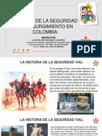 #3 HISTORIA DE LA SEGURIDAD VIAL VIRTUAL NUEVA