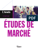 Marketing Approf Etude de Marche