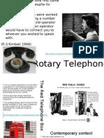 Phone Presentation