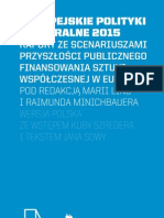 european cultural policy (PL)
