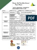 GUÍA MATEMATICA 9° - P 1 ABADIA