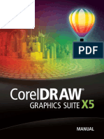 Manual Corel Draw X