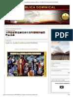 Escola Bíblica Dominical_ LIÇÃO 12 – ELISEU E A ESCOLA DOS PROFETAS
