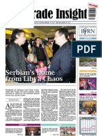 Belgrade Insight - February 2011.