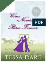 His Bride for the Taking - Tessa Dare