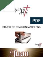 Presentacion Juan 1 35-42