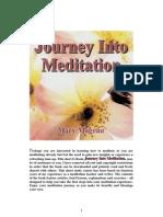 Journey Into Meditation